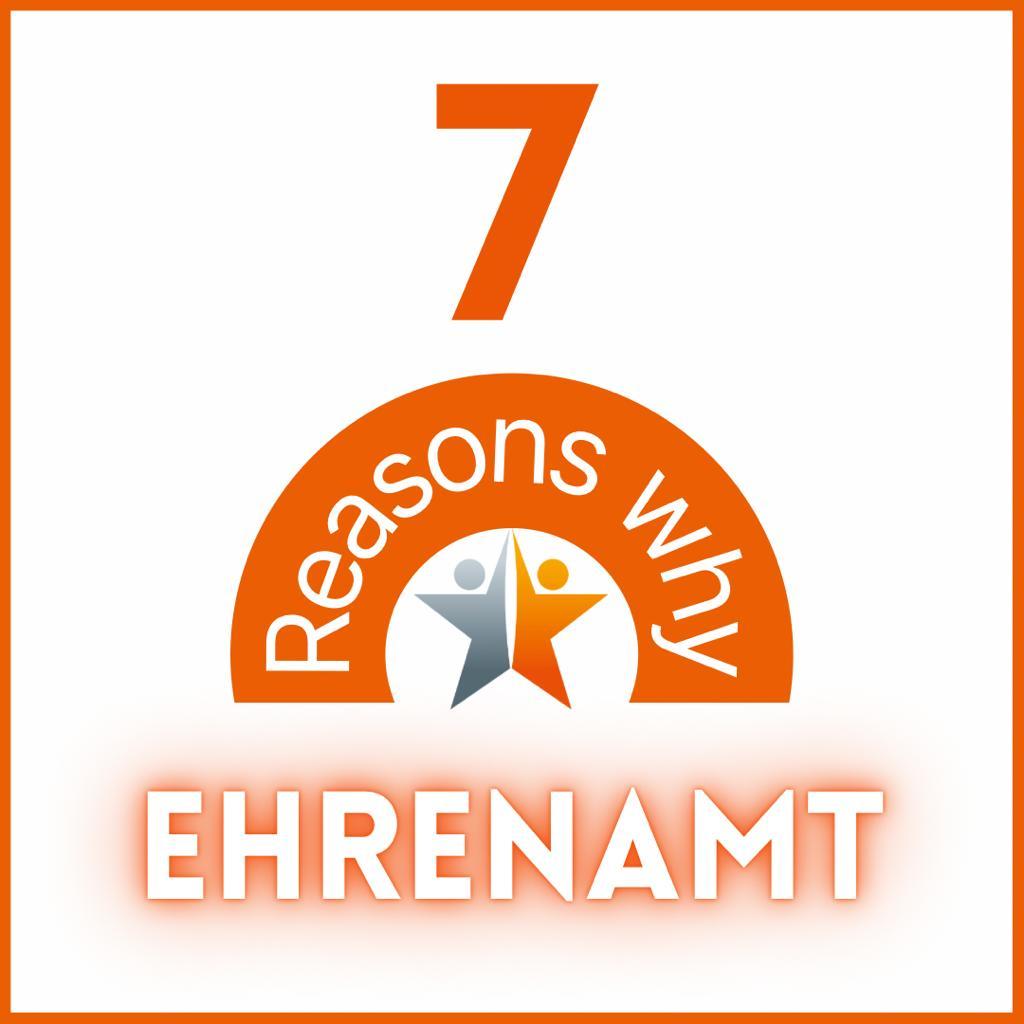 7 Reasons why Ehrenamt